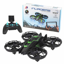 Wifi FPV Quadcopter RC Drone  2.4G 4-Axis 4CH RC HD Camera Aircraft JXD 515W