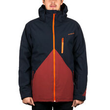 Quiksilver 'Mission Colour' Snow Jacket. Navy Blazer.
