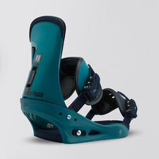 Burton 'Freestyle' Soft Flex. Bindings. Mariner Green.