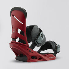 Burton 'Mission' Soft Flex. Bindings. Brickyard.