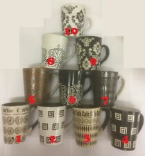 Tea Coffee Soup Ceramic Bone China Mug Cup Home Design Gothic Gift Boxed