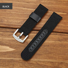Leather Nylon Watch Strap Band For Samsung Gear S3 Classic / Frontier watch