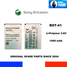 GENUINE BATTERY OEM SONY ERICSSON BST-41 XPERIA ASPEN M1i PLAY X1 X2 X10 A8i