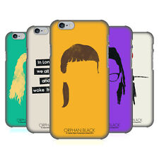 OFFICIAL ORPHAN BLACK CRAZY SCIENCE HARD BACK CASE FOR APPLE iPHONE PHONES