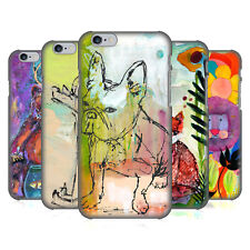 OFFICIAL WYANNE ANIMALS HARD BACK CASE FOR APPLE iPHONE PHONES