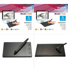 Huion Mini Tablette Art Graphique Graphics Drawing Tablet USB Stylet Digitizer
