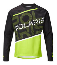 Polaris Bikewear Am Defy Long Sleeve Jersey Jerseys downhill-freeride
