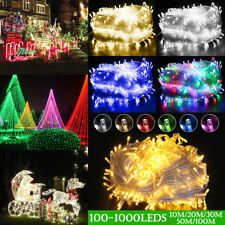 Fairy LED String Light Outdoor Waterproof AC220V String Garland Xmas Party Decor