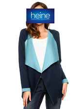 Jerseyblazer-Jacke B.C. Best Connections by heine, Blau. NEU!!! SALE%%%