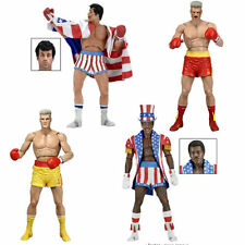 "s Rocky 7"" Action Figures - 40th Anniversary Series 2 Rocky IV"