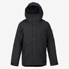 Burton Hilltop Jacket True Black FA17