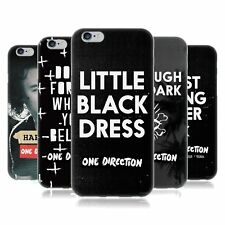 OFFICIAL ONE DIRECTION 1D MIDNIGHT SOFT GEL CASE FOR APPLE iPHONE PHONES