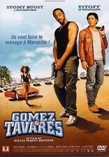 DVD Gomez and Tavarès - Stomy Bugsy,Titoff,Gilles Paquet-Brenner