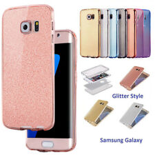 Fit For Galaxy J52016 Full Body Shockproof Coloured Gel Case Cover Crystal Clear