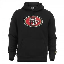 New Era NFL SAN FRANCISCO 49ers Team Logo Pullover NEU/OVP