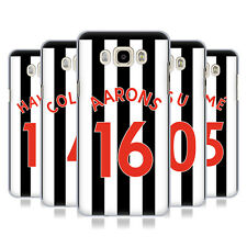 NEWCASTLE UNITED FC 2017/18 GIOCATORI HOME KIT 2 CASE PER SAMSUNG TELEFONI 3