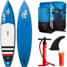 Fanatic RAY Touring Sup Air gonfiabile SUP STAND UP PADDLE BOARD 2016 BLUE