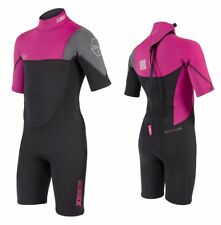 Jobe bambini Muta in neoprene Boston Shorts 2.5/2.0 SURF wasserskianzug Fucsia