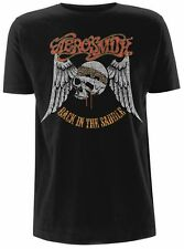 AEROSMITH' Back in the Saddle' T-SHIRT - Nuevo & Oficial