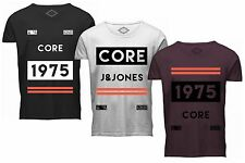 JACK & Jones Core Uomo Maglietta J CO tunike Ss Crew COLLO GIROCOLLO 12109723