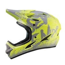 Full Face MTB Down Hill cycle helmet 7IDP M1 Gradient Lime Grey