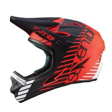 Full Face MTB Down Hill cycle helmet 7IDP M1 Tactic Red Black
