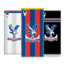 OFFICIAL CRYSTAL PALACE FC 2017/18 PLAYERS KIT HARD BACK CASE FOR SONY PHONES 1