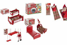 Christmas Elves Behavin' Badly, Elf and accessories Selection