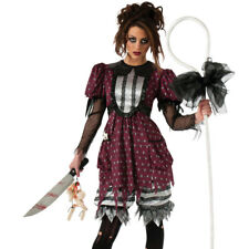 Adults Womens Little Bo Creep Peep Halloween Fancy Dress Costume Outfit 810026