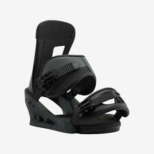 Burton Men's Freestyle Snowboard Bindings Matte Black