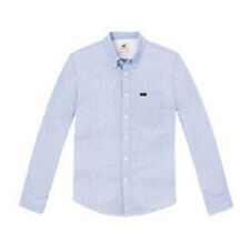 Lee Slim Button Down Camicie manica lunga