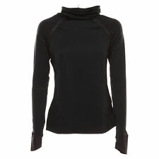 UNDER ARMOUR REACTOR RUN FUNNEL NECK MAGLIA RUNNING DONNA 1298160 0001