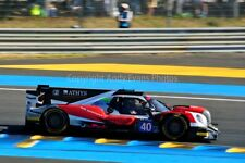 Oreca 07-Gibson no40 24 Hours of Le mans 2017 photograph picture poster print