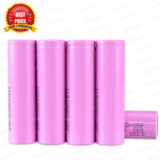 18650 Battery 2200 mAh, 3.7 Volt Rechargeable Lithium Cell Li-ion Battery 2.2 aH