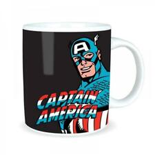 Marvel - Captain America (Tazza Termosensibile)