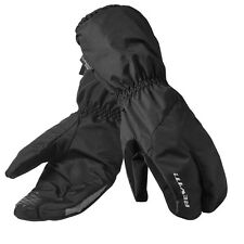 REV'IT! Spokane H2O Impermeable De Motocicleta Sobre Guantes Overgloves