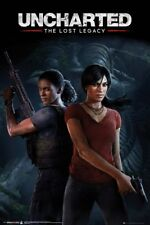 Uncharted The Lost Legacy Maxi Poster 61 x 91,5 cm