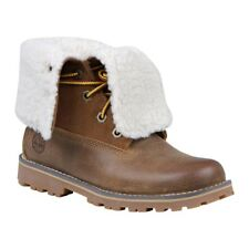 Timberland Authentics 6 In Waterproof Shearling Boot Youth Botas y botines