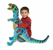 Melissa  Doug Giant T-Rex Dinosaur -  Lifelike Stuffed Animal (over 2 feet tall)