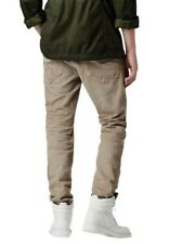 G-STAR Jeans Uomo 3301 Tapered Fit - Beige