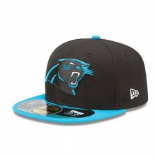 New Era NFL CAROLINA PANTHERS Authentic On Field 59FIFTY Game Cap NEU/OVP