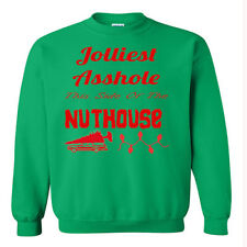 CLARK GRISWOLD QUOTE , LAMPOONS CHRISTMAS VACATION , RETRO CHRISTMAS JUMPER