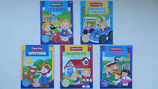 Fisher Price It's Learning Made Fun! Education Book for Ages 3+  (Choice of 5)