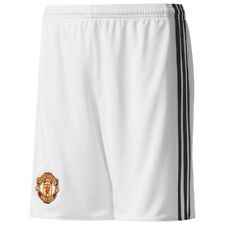 Adidas Manchester United Fc Home Shorts Junior Clubes