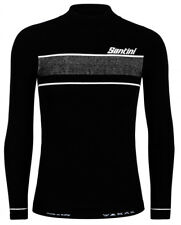 Santini Wool Long Sleeves Baselayer Intimo e underwear sportivo