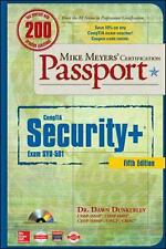 Mike Meyers' CompTIA Security+ Certification Passport, Fifth Edition (Exam SY0-5