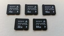 4/8/16/32/64 GB genuine Sony PlayStation VITA Memory Card for Vita consoles