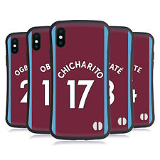 WEST HAM UNITED FC 2017/18 HOME KIT 2 CASE IBRIDA PER APPLE iPHONES TELEFONI