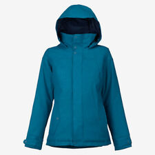 Burton Women's Jet Set Snow Jacket Jade Green