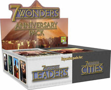 7 Wonders Cities Anniversary Pack Expansion - Choose from Menu